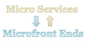 Microfrontends